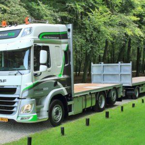 truckstyling renswoude truckdesign design ontwerp daf oplegger reclame reclamebureau ede bunschoten spakenburg